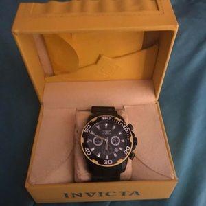 Men's Invicta Watch.